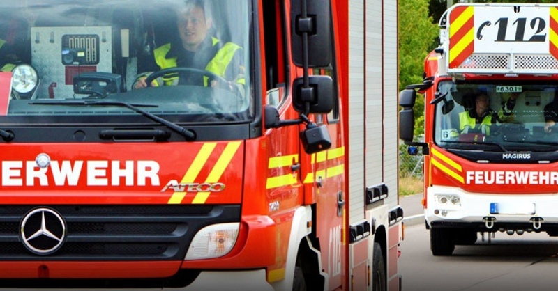 Feuerwehr, Einsatz, Unfall, Löschfahrzeug, © Pixabay (Symbolbild)