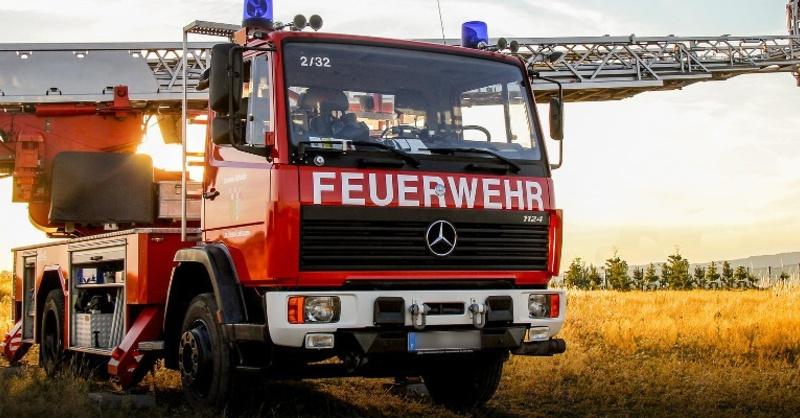 Feuerwehr, Drehleiter, Einsatz, © Pixabay (Symbolbild)