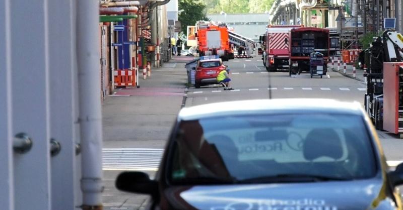 Feuerwehr, Solvay, Industriegebiet, Nord, Freiburg, © baden.fm