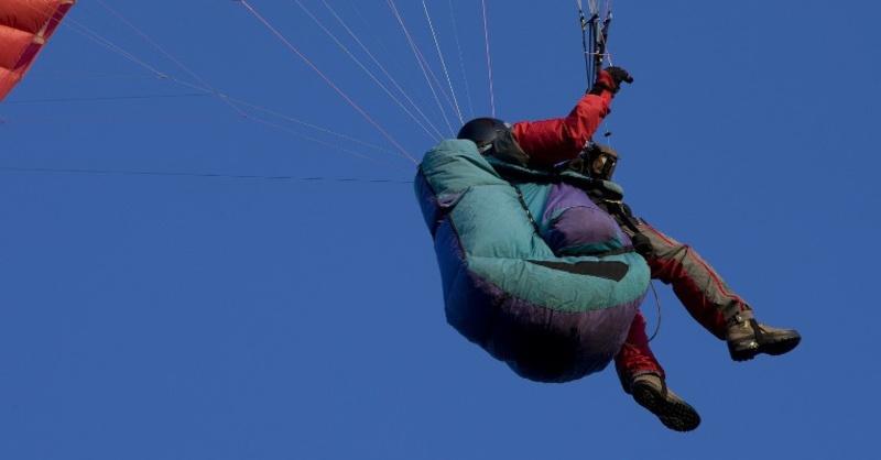Gleitschirm, Paragliding, Extremsport, © Pixabay (Symbolbild)