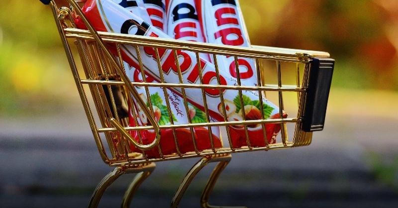 Duplo, Süßigkeit, Einkaufwagen, © Pixabay (Symbolbild)