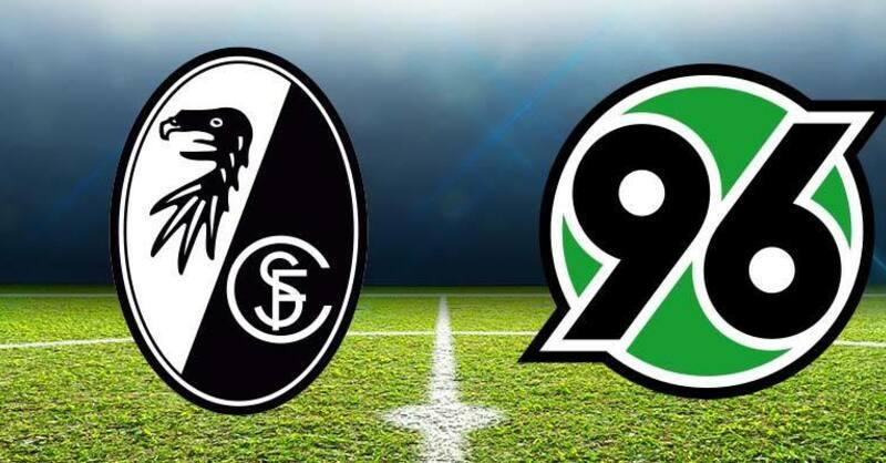 SC Freiburg gegen Hannover 96 Bundesliga