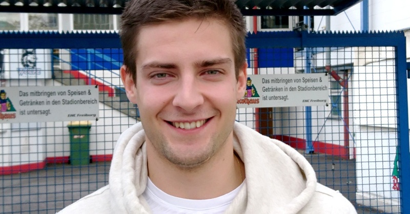 Jakub Babka, EHC Freiburg, Stürmer, © EHC Freiburg