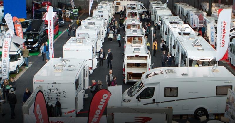 Caravan Live, Ausstellung, Messe, Wohnwagen, © Roschan - FWTM