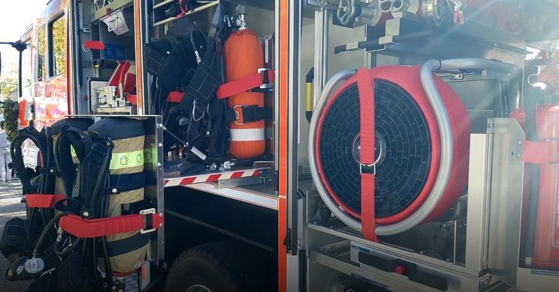 Feuerwehr, Einsatz, Schlauch, © baden.fm (Symbolbild)