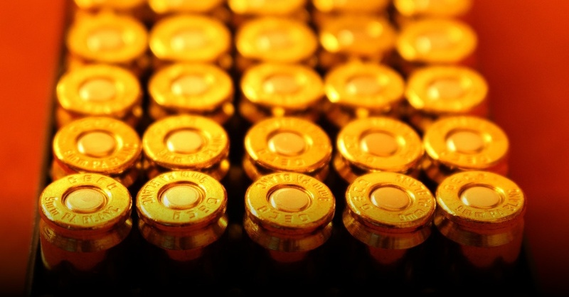 Munition, Patronen, Schuss, © Pixabay (Symbolbild)