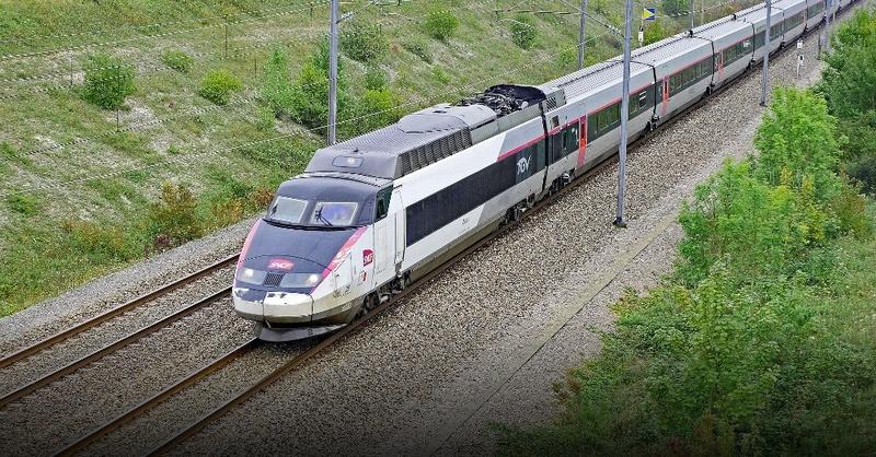 TGV, Bahn, Frankreich, © Pixabay (Symbolbild)