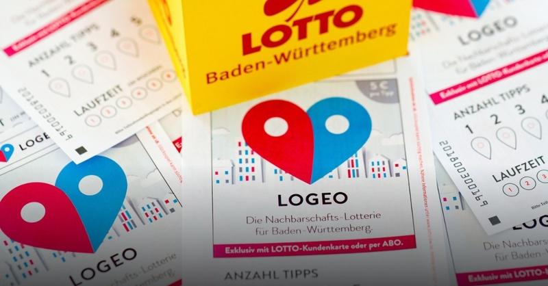 Geolotterie, Logeo, Tippschein, Lotto, © Staatliche Toto-Lotto GmbH Baden-Württemberg