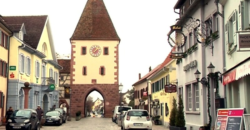 Endingen, Kaiserstuhl, Stadttor, © baden.fm (Symbolbild)