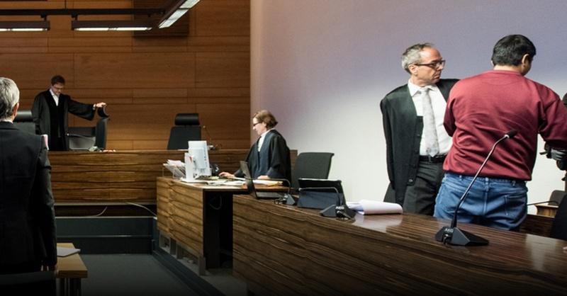 Dreisammord, Prozess, Landgericht, Freiburg, Hussein K., © Patrick Seeger - dpa