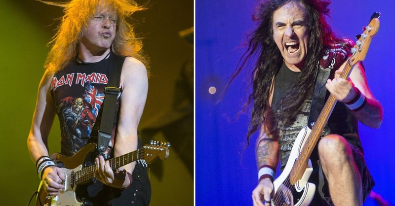 Iron Maiden, Metal, Band, © dpa
