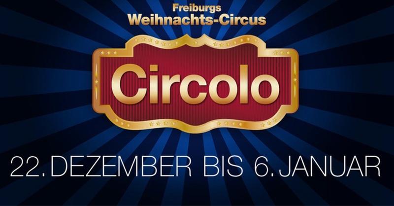 Circolo, Weihnachten, Zirkus, Freiburg, Julica Goldschmidt, © Veranstalter