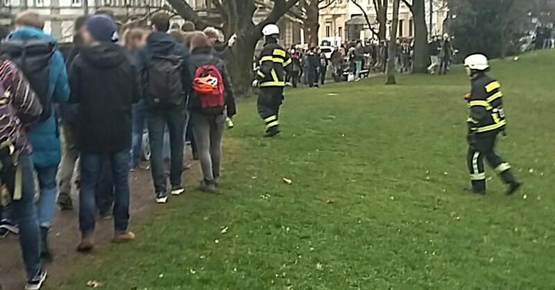 Feuerwehr, Mensa, Uni, Freiburg, © baden.fm / privat