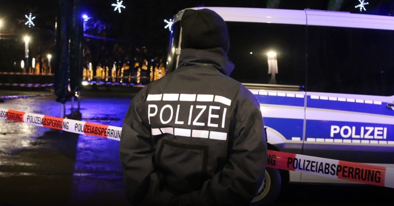 Karlsruhe, Terrorverdacht, Polizei, © Thomas Riedel - dpa