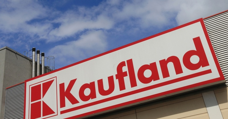 Kaufland, Supermarkt, © Jens Wolf - dpa (Symbolbild)