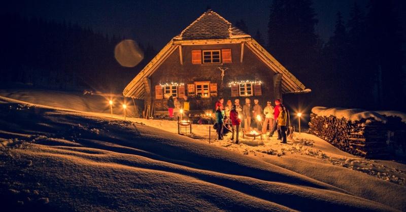 Schwarzwald, Hütte, Winter, © Hochschwarzwald Tourismus GmbH