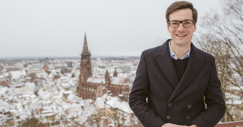 Martin Horn, Oberbürgermeister, Freiburg, Wahl, © Fionn Große