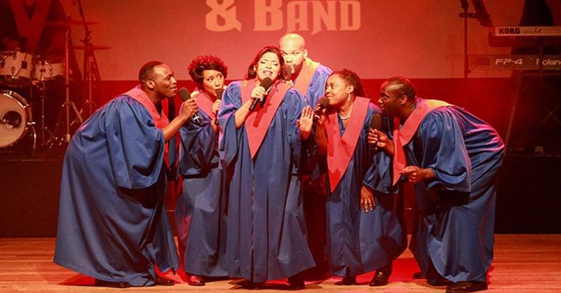 The Original USA Gospel Singers & Band, Konzert, Gospel, Chor, © Veranstalter