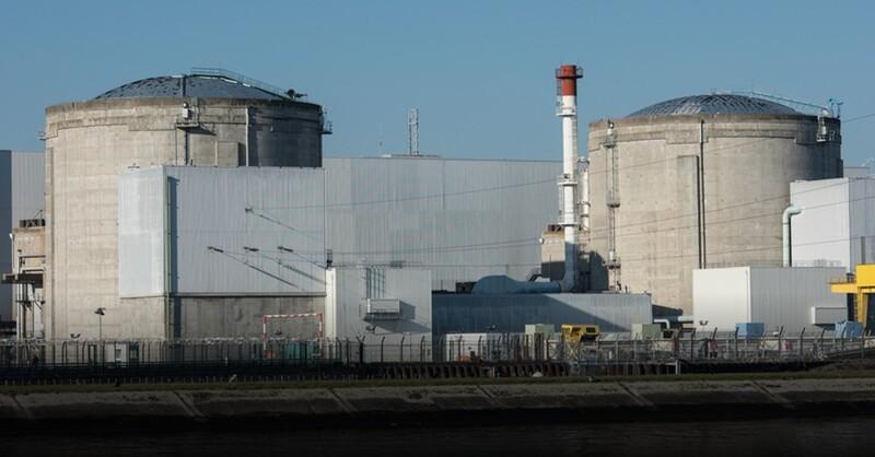 Atomkraftwerk, Fessenheim, AKW, © Patrick Seeger - dpa