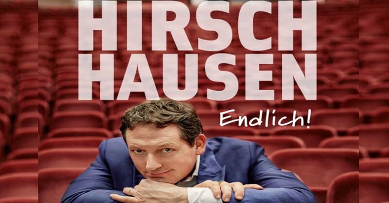 Eckhardt von Hirschhausen, Comedy, Endlich!, © Veranstalter