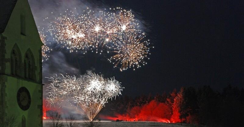 Weinberg in Flammen, Winzergenossenschaft Britzingen, , © Winzergenossenschaft Britzingen