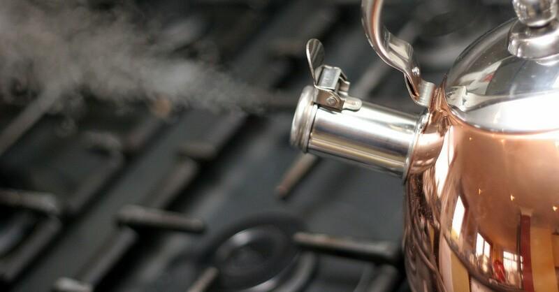 Wasserkocher, Trinkwasser, © Pixabay (Symbolbild)