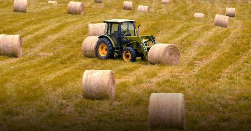 Heu, Ernte, Stroh, Landwirtschaft, © Pixabay (Symbolbild)