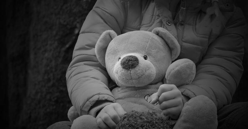 Kind, Missbrauch, Teddy, © Pixabay (Symbolbild)