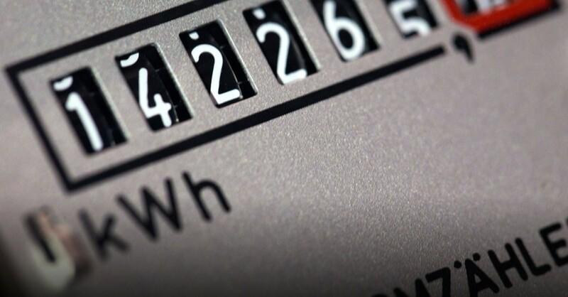Stromzähler, Energie, © Jens Büttner - dpa