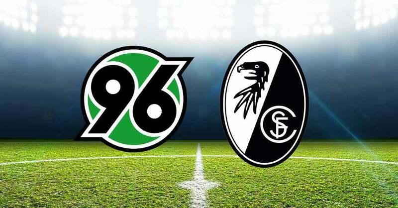 Hannover 96 empfängt den SC Freiburg in der Fußball Bundesliga