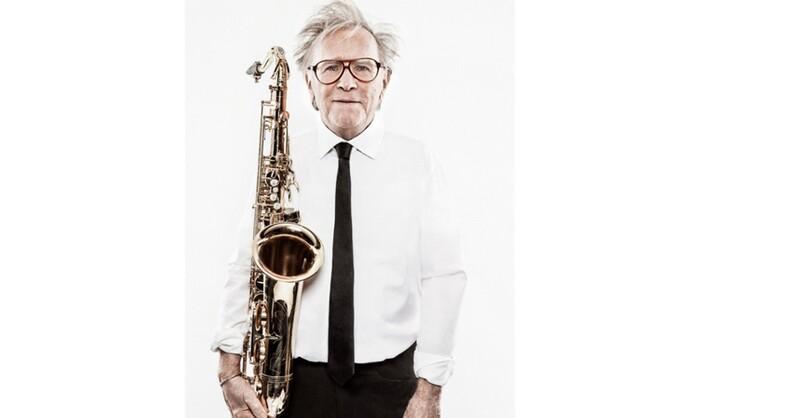 Klaus Doldinger, Saxophon, Open Air im Park 2018, © Peter Hoennemann