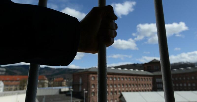 JVA, Gefängnis, Haft, © Patrick Seeger - dpa (Symbolbild)