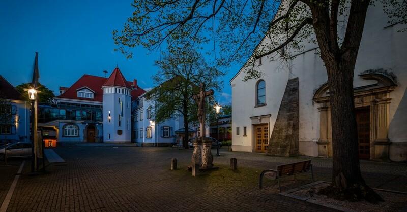 Bad Krozingen, Rathaus, © Stadt Bad Krozingen