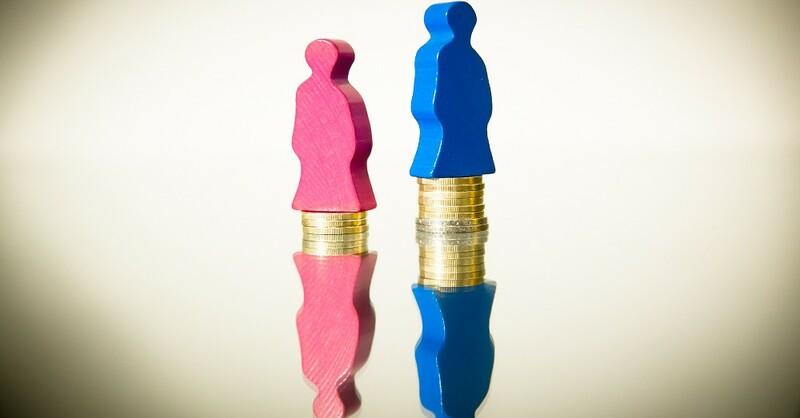 Gender Gap, Bezahlung, Lohn, Gehalt, Männer, Frauen, © Gewerkschaft Nahrung-Genuss-Gaststätten (Symbolbild)