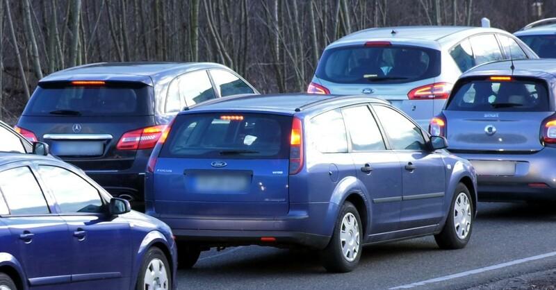 Stau, Verkehr, Autos, © baden.fm (Symbolbild)