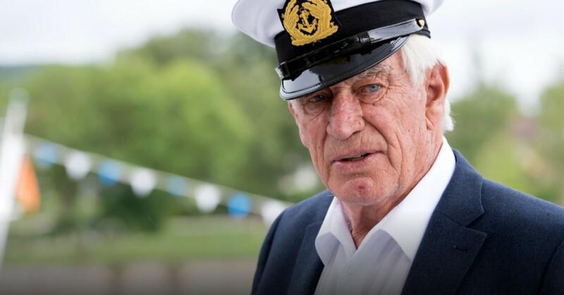 Siegfried Rauch, Schauspieler, Traumschiff, Bergdoktor, © Sven Hoppe - dpa