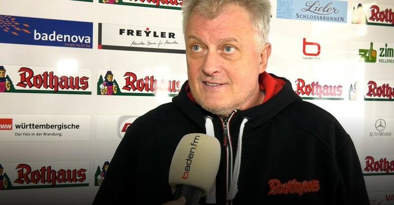 Leos Sulak, Trainer, EHC Freiburg, © baden.fm