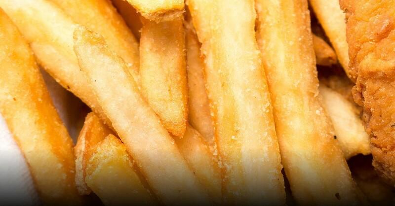 Pommes Frites, Fast Food, © Pixabay (Symbolbild)