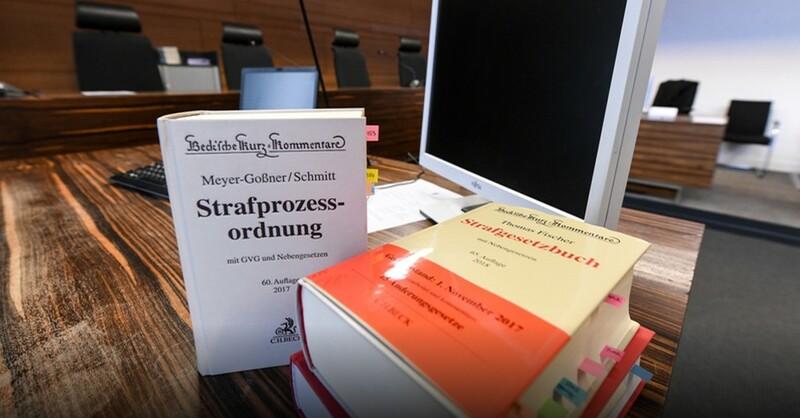 Landgericht, Freiburg, Justiz, © Patrick Seeger - dpa (Symbolbild)