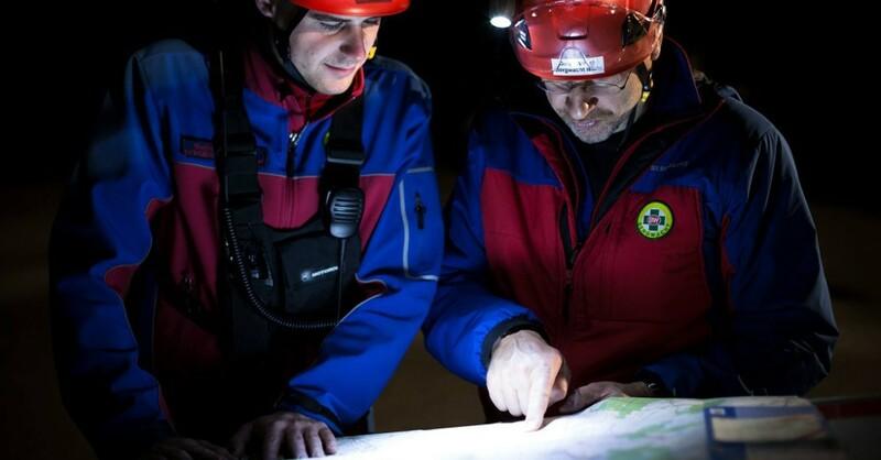 Bergwacht, Suche, Vermisste, Nacht, © Bergwacht Schwarzwald