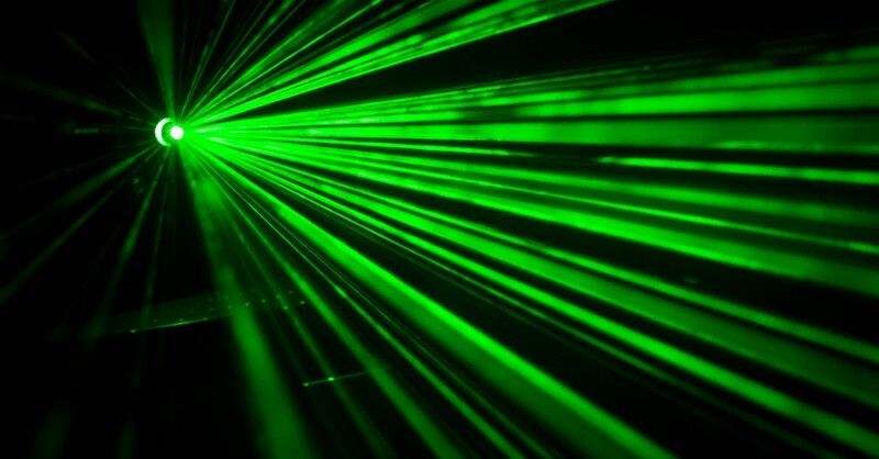 Laserstrahl, Laser, Licht, Disko, © Pixabay (Symbolbild)