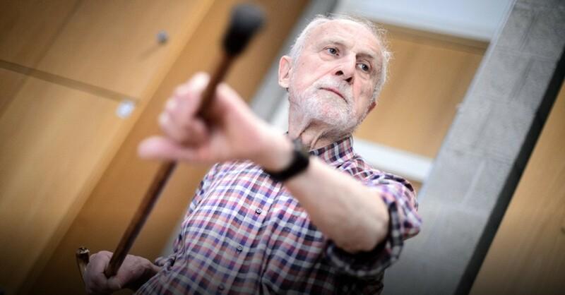 Cane-Fu, Selbstverteidigung, Senioren, Rentner, © Sina Schuldt - dpa