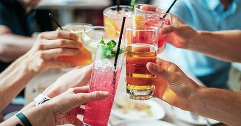 Cocktail, Drink, anstoßen, feiern, © pixabay.com