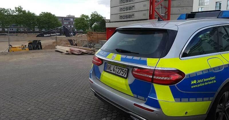 Fliegerbombe, Freiburg, Breisacher, Straße, Bombenfund, © baden.fm