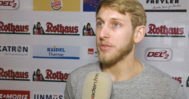 Alexander Brückmann, EHC Freiburg, Eishockey, © baden.fm