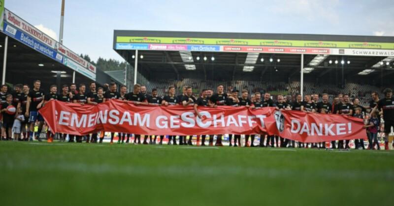 SC Freiburg, Klassenerhalt, Fußball, Bundesliga, © Patrick Seeger - dpa