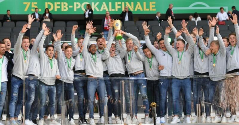 SC Freiburg, DFB-Pokal, U19, © Arne Dedert - dpa