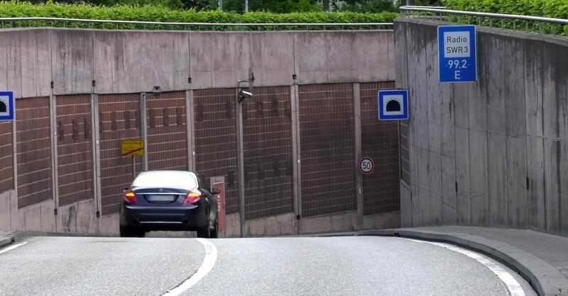 Schützenalleetunnel, Stadttunnel, B31, Freiburg, © baden.fm (Symbolbild)