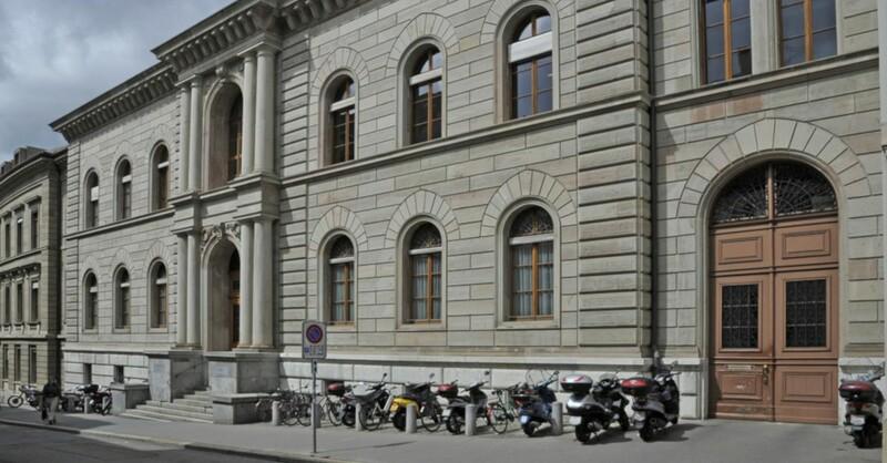 Zivilgericht, Basel, Schweiz, © Juri Weiss - Kanton Basel-Stadt
