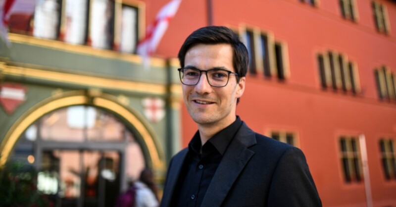 Martin Horn, Oberbürgermeister, Freiburg, © Patrick Seeger - dpa